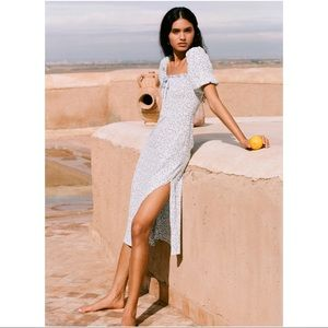 NWT Faithfull the Brand | Majorelle Midi Dress